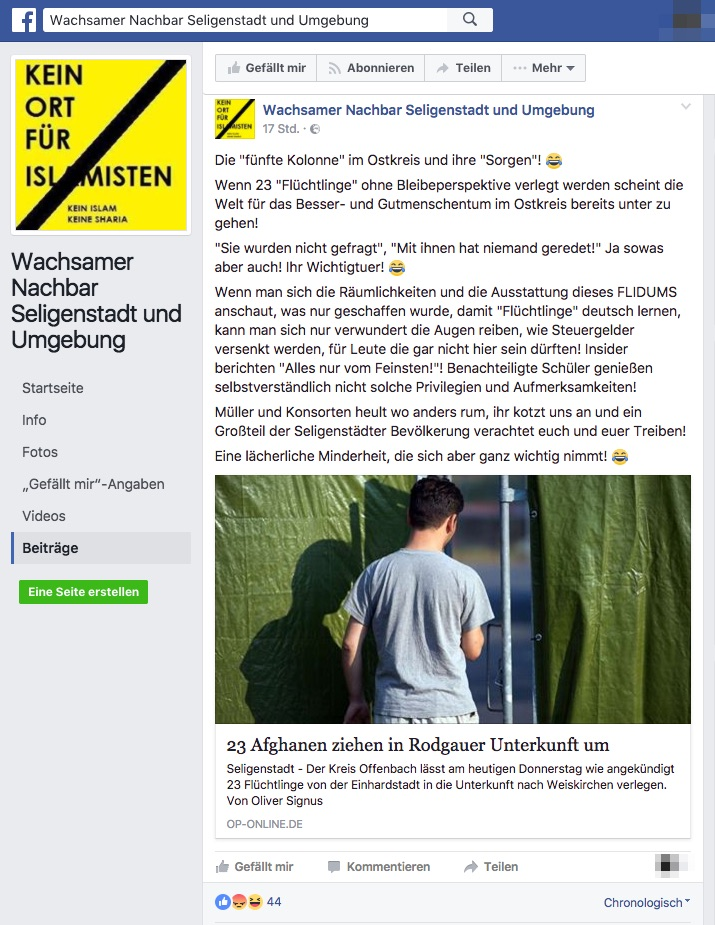 Wachsamer Nachbar Seligenstadt und Umgebung,WNSU pic_10466
