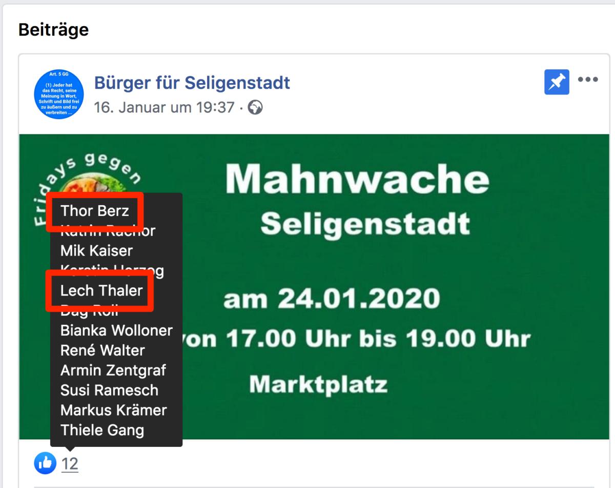Bürger für Seligenstadt,BfS pic_20520
