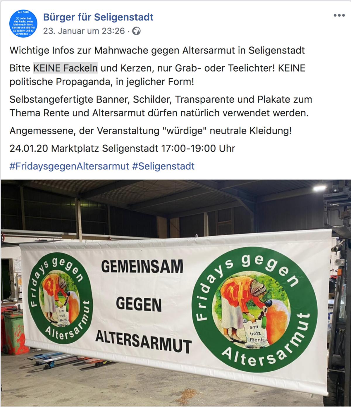 Bürger für Seligenstadt,BfS pic_20975