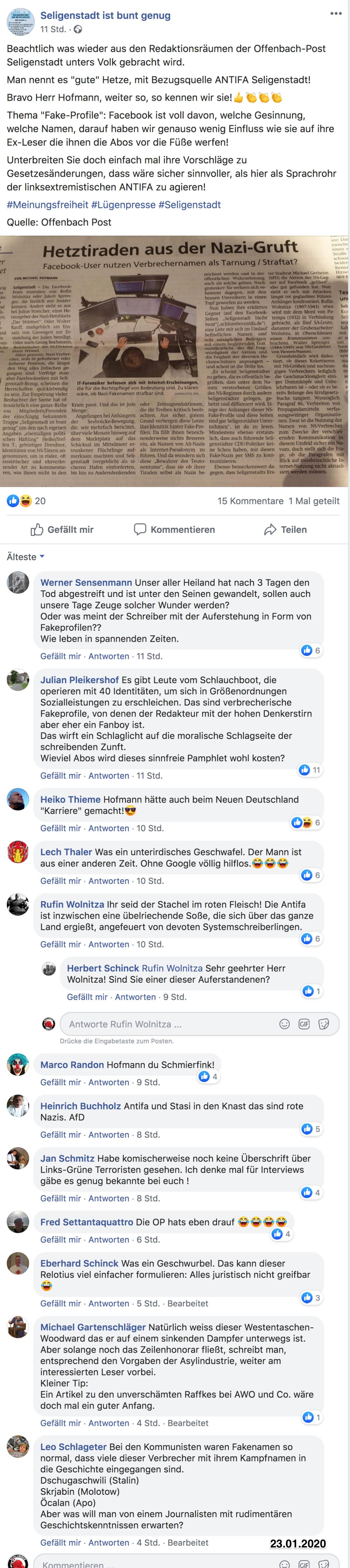 FgAS,Fridays gegen Altersarmut Seligenstadt pic_20542