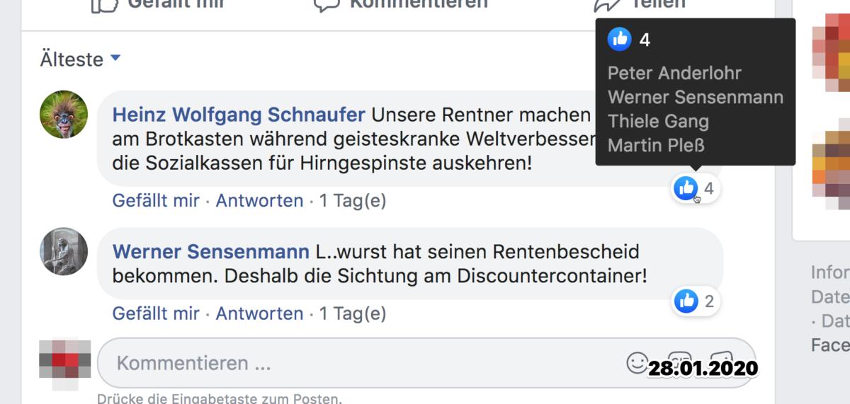 FgAS,Fridays gegen Altersarmut Seligenstadt pic_20960